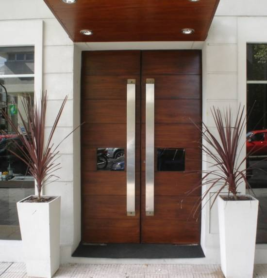 Modern Front Doors Design Ideas