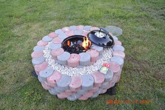 Amazing Firepit Design