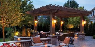 Best Square Fire Pit Designs