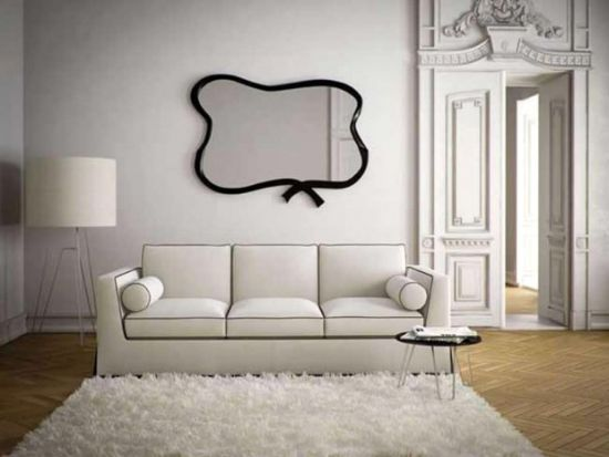 Home Decor Ideas Images: Living Room Decorating Ideas With Mirrors