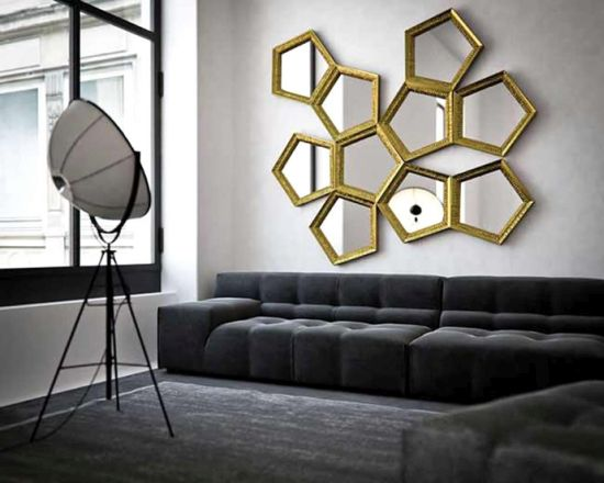 Decorative Mirrors For Living Room