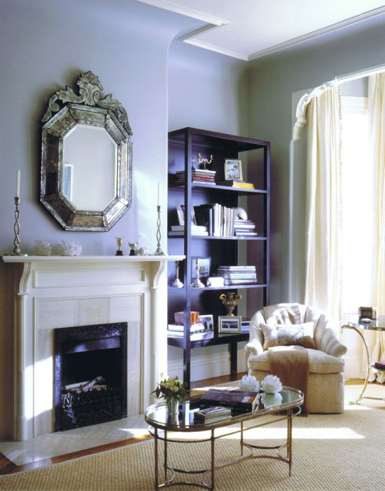 bronze decorative mirrors for living room