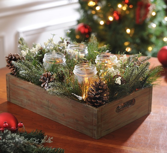 Christmas centerpieces for holiday table ultimate