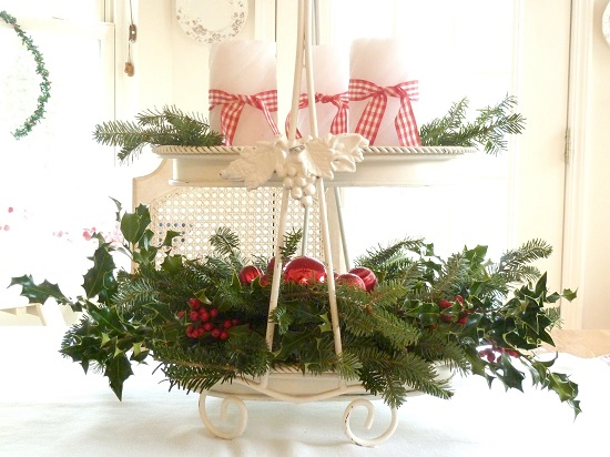 35 Christmas Centerpieces for Holiday Table