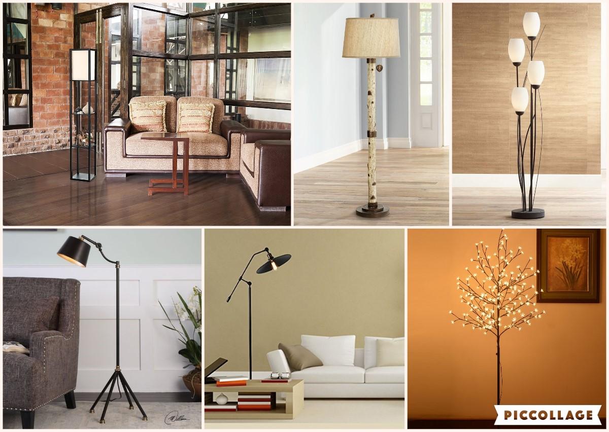 2017 Decor Trends: 5 Floor Lamps That Transform Your House