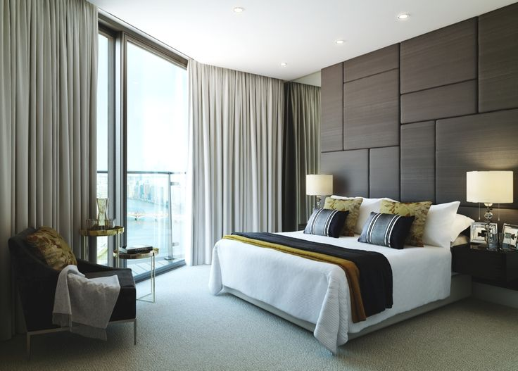 how to create a stunning accent wall in your bedroom