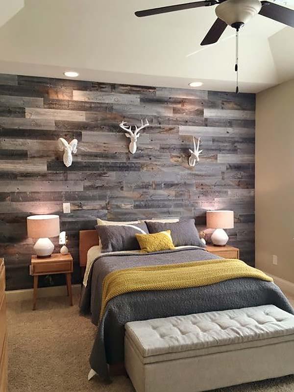 reclaimed wood paneling with wood panel bedroom. - Wood Panel Bedroom. Latest Full Size Of Bedroomblue Fascia Bedroom