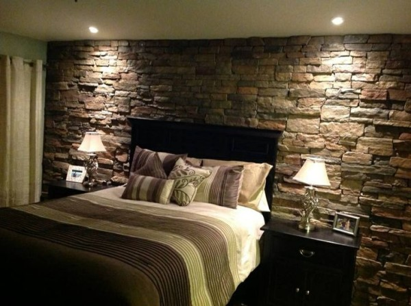 Stone accent walls credit vissbiz com stacked