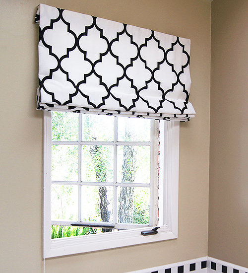 Kitchen Curtain Rod Ideas