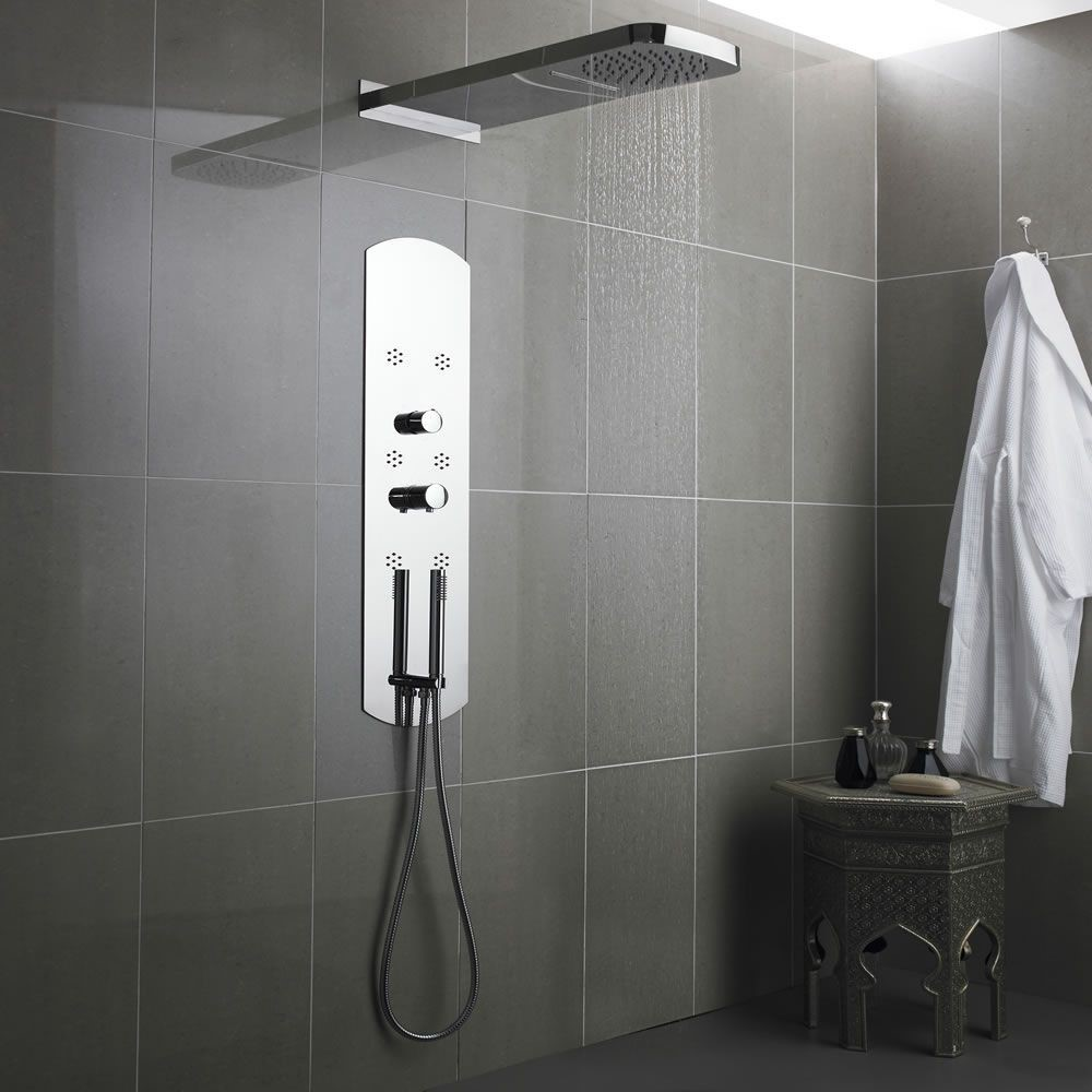 How to Make the Right Shower System Selection | Ultimate Home Ideas
